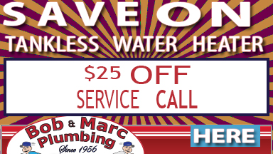 South Bay, Ca Tankless Water Heater Services
