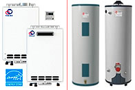 South Bay, Ca - Tankless and Standard Water Heaters